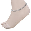 Women's Anklet (AY-143) - Silver