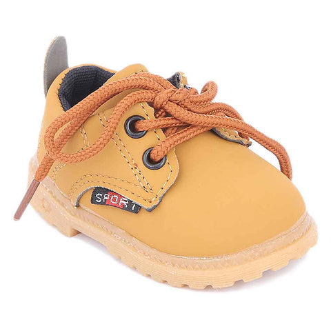 Boys Casual Shoes A962 - Camel