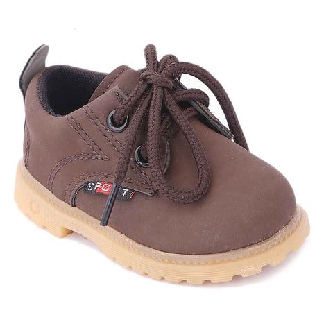 Boys Casual Shoes A962 - Brown
