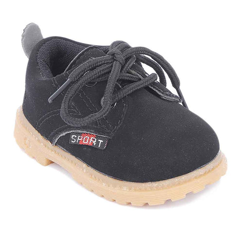 Boys Casual Shoes A962 - Black