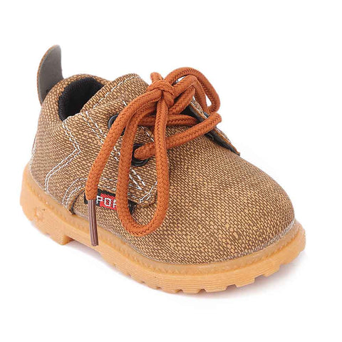 Boys Casual Shoes A963 - Camel