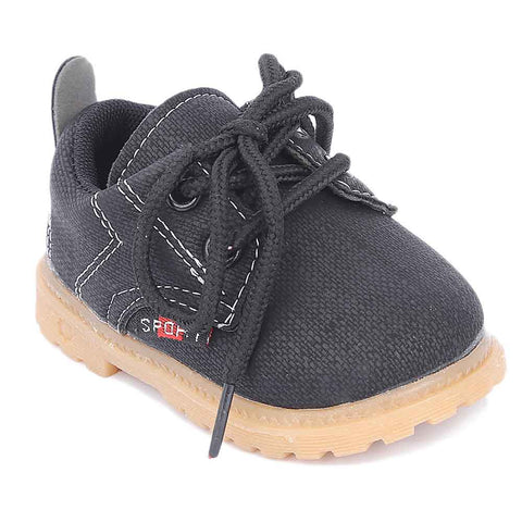 Boys Casual Shoes A963 - Black