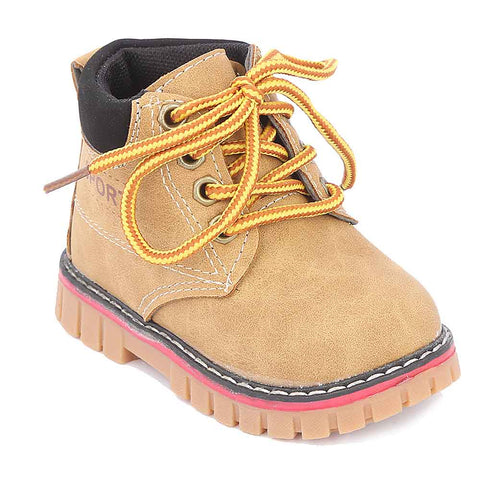 Boys Casual Shoes A982 - Camel