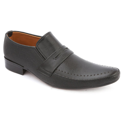 Men's Formal Shoes (AK-5048) - Black