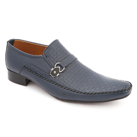 Men's Formal Shoes (AK-5055) - Blue