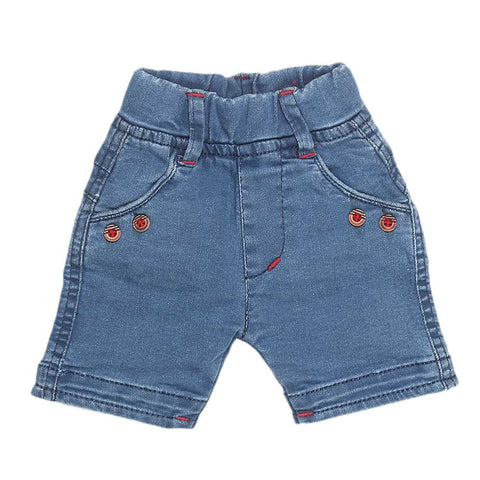 Newborn Boys Short - Light Blue - test-store-for-chase-value