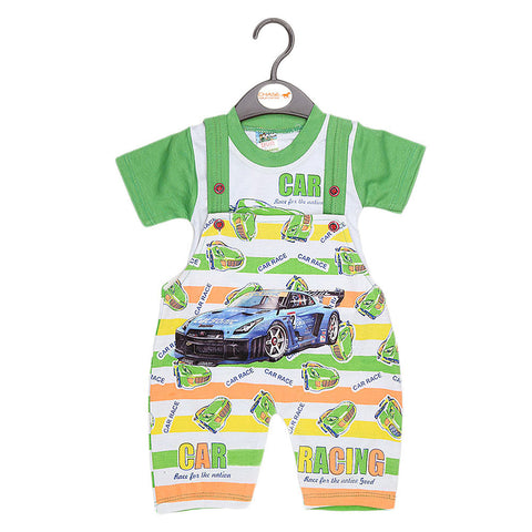 Newborn Romper - Green - test-store-for-chase-value