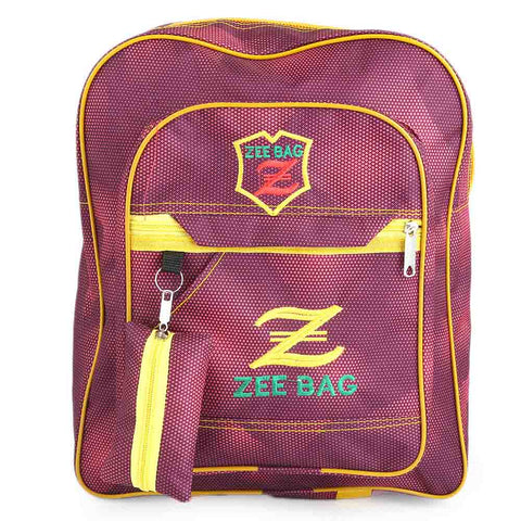 Kids School Bag - Purple