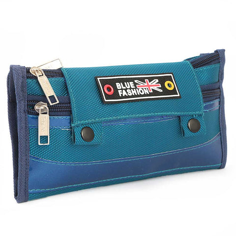 Pencil Pouch (IC-14) - Blue