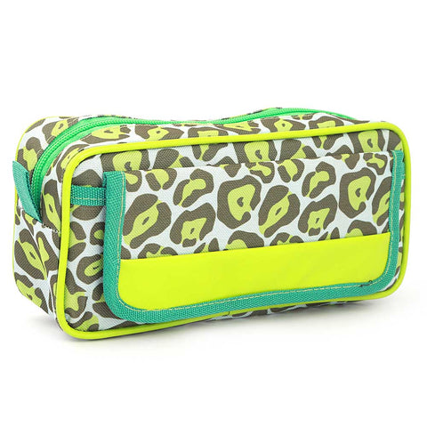 Pencil Pouch (IC-3) - Green