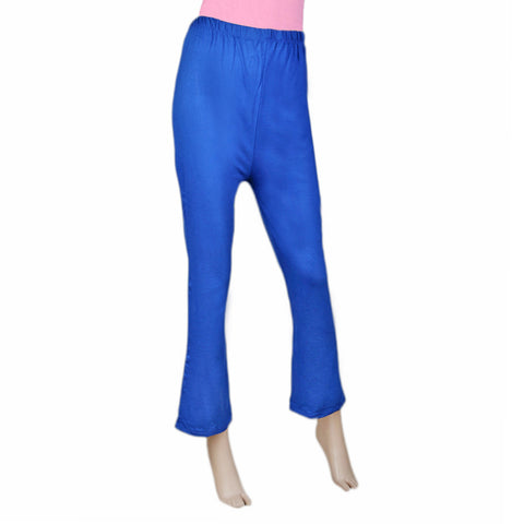 Women's Plain Bottom Flapper - Royal Blue