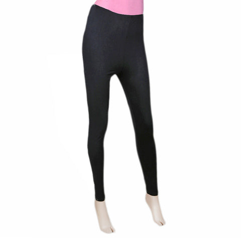 Women's Side Tape TIght - Black