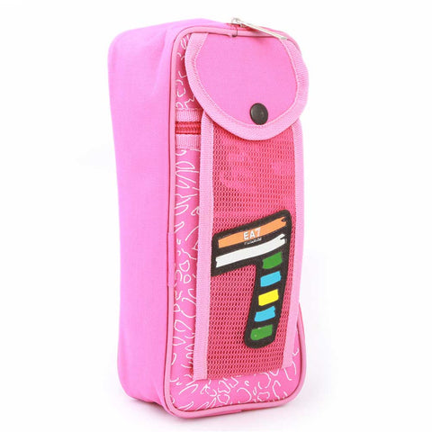 Pencil Pouch (IC-6) - Pink