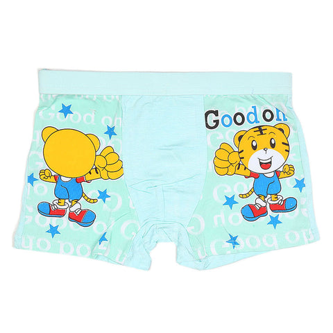 Boys Boxer - Cyan - test-store-for-chase-value