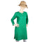 14th August Plain Kurti For Women's - Green - test-store-for-chase-value