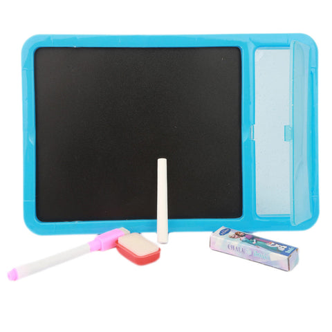 Black Board For Kids - Blue