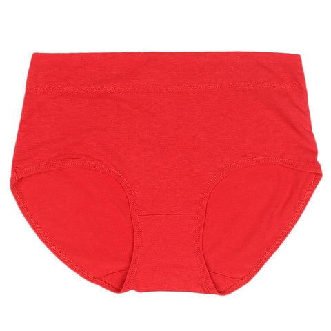 Women's Panty - Red - test-store-for-chase-value