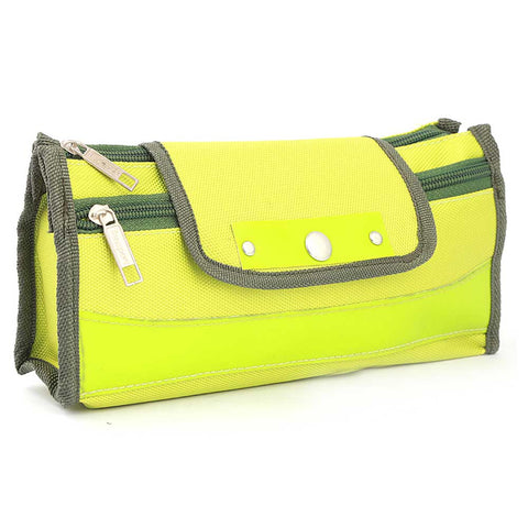 Pencil Pouch (IC-7) - Green