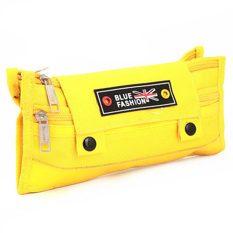 Pencil Pouch (IC-14) - Yellow