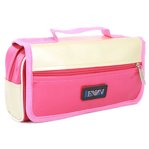 Pencil Pouch (IC-12) - Pink
