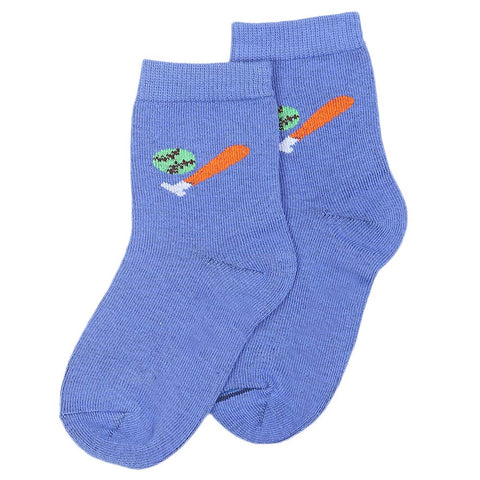 Boys Socks - Royal Blue