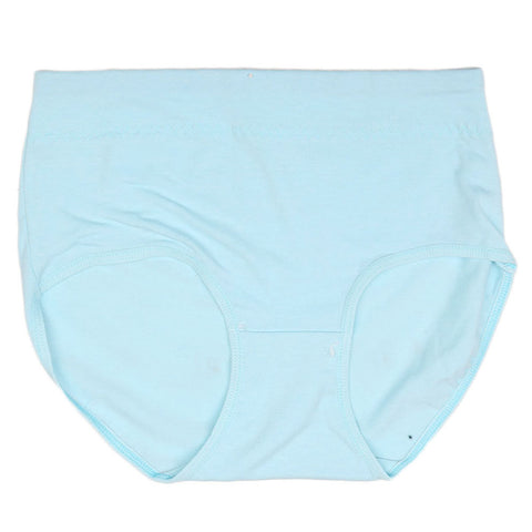 Women's Panty - Sky Blue - test-store-for-chase-value