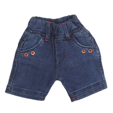 Newborn Boys Short - Blue - test-store-for-chase-value