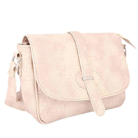 Women's Shoulder Bag - Tea Pink