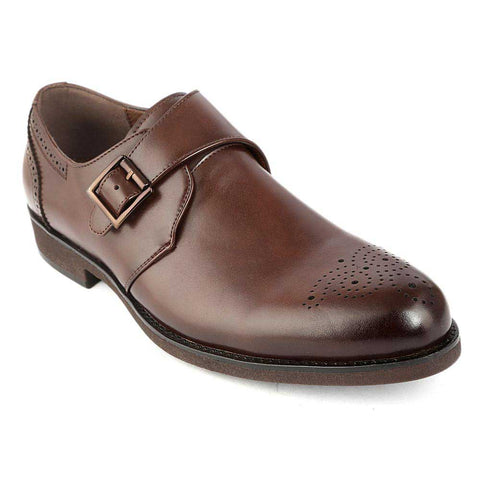 Men's Formal Shoes (2789) - Coffee