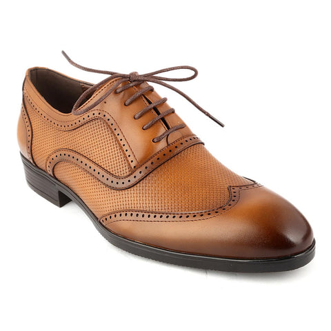 Men's Formal Shoes (2757) - Coffee