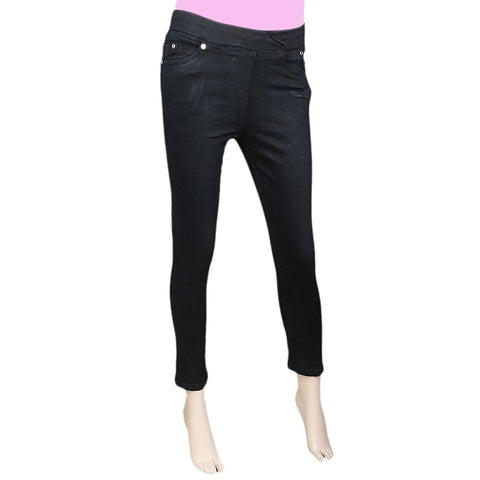 Women's Jegging - Black