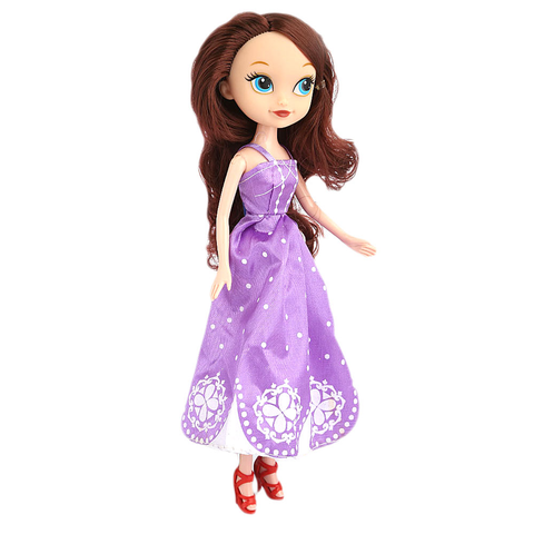 Sofia Doll - Purple - test-store-for-chase-value