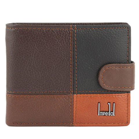 Men's Leather Wallet - Multi - test-store-for-chase-value