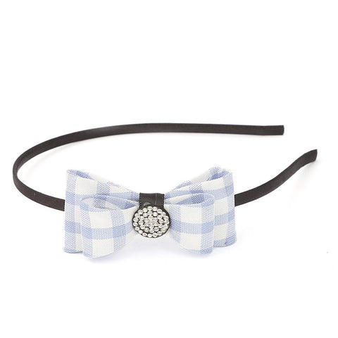 Girls Hair Band - Blue