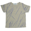 Boys Half Sleeves T-Shirt - Light Green