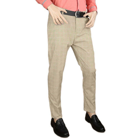 Men's Cotton Chino Pant - Mustard