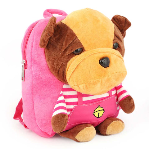Kids Stuffed Bag - Pink