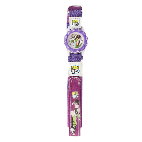 Kids Watch Ben10 - Purple