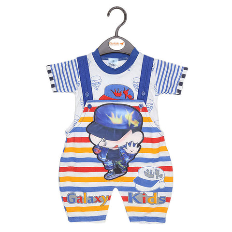 Newborn Romper - Blue - test-store-for-chase-value