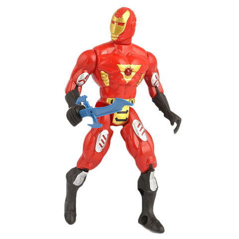 Iron Man Superhero - Red - test-store-for-chase-value