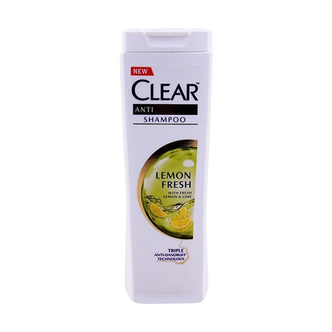 Clear Shampoo Lemon Fresh 185ml