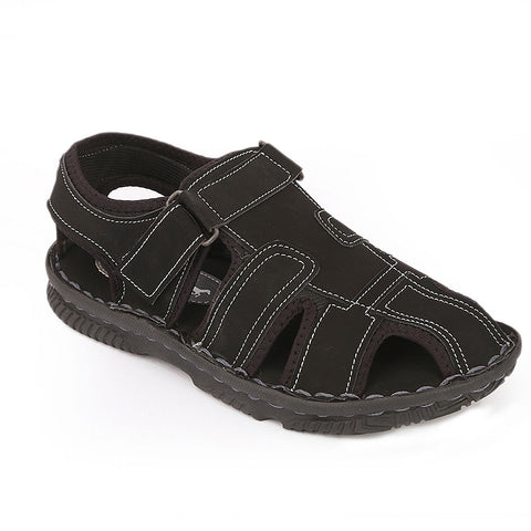 Men's Sandal (D-5) - Black