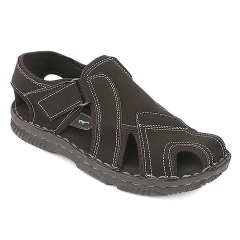 Men's Sandal (D-6) - Black