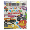 Paint By Numbers Book - Multi