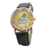 Peshawar Zalmi Analog Strap Watch For Men - Black