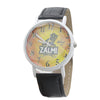 Peshawar Zalmi Analog Strap Watch For Men - White