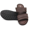 Men's Slippers A-08 - Brown