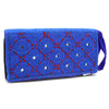 Women's Wallet D-109 - Royal Blue