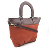 Women's Handbag H-78 - Orange