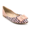 Girls Pumps M992-304 (14A1) - Pink